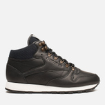 Мужские кроссовки Reebok Classic Leather Mid R12 Black/Chalk/Copper фото- 0