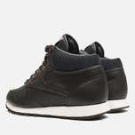 Мужские кроссовки Reebok Classic Leather Mid R12 Black/Chalk/Copper фото- 2
