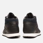 Мужские кроссовки Reebok Classic Leather Mid R12 Black/Chalk/Copper фото- 3