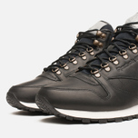 Мужские кроссовки Reebok Classic Leather Mid R12 Black/Chalk/Copper фото- 5