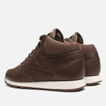 Мужские кроссовки Reebok Classic Leather Mid R12 Earth/Chalk/Copper фото- 2