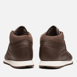 Мужские кроссовки Reebok Classic Leather Mid R12 Earth/Chalk/Copper фото- 3