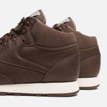 Мужские кроссовки Reebok Classic Leather Mid R12 Earth/Chalk/Copper фото- 6
