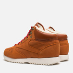 Reebok Classic Leather Mid Ripple WW Sneakers Ginger/White photo- 2