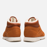 Reebok Classic Leather Mid Ripple WW Sneakers Ginger/White photo- 3