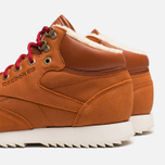 Reebok Classic Leather Mid Ripple WW Sneakers Ginger/White photo- 6