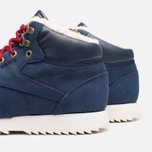 Мужские кроссовки Reebok Classic Leather Mid Ripple WW Navy/White фото- 6