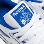 Мужские кроссовки Reebok Classic Leather RE Heritage White/Royal/Grey фото- 6