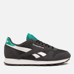 Reebok Classic Leather Sport Men's Sneakers Gravel/Black photo- 0
