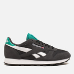 Мужские кроссовки Reebok Classic Leather Sport Gravel/Black фото- 0