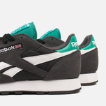 Мужские кроссовки Reebok Classic Leather Sport Gravel/Black фото- 6