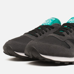 Мужские кроссовки Reebok Classic Leather Sport Gravel/Black фото- 5