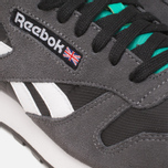Мужские кроссовки Reebok Classic Leather Sport Gravel/Black фото- 7