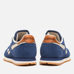 Мужские кроссовки Reebok Classic Leather Suede Club Blue/Paper White фото- 3