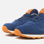 Мужские кроссовки Reebok Classic Leather Suede Club Blue/Paper White фото- 5