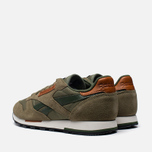 Мужские кроссовки Reebok Classic Leather Utility Cargo/Green фото- 2