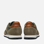 Мужские кроссовки Reebok Classic Leather Utility Cargo/Green фото- 3