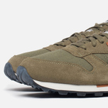Мужские кроссовки Reebok Classic Leather Utility Cargo/Green фото- 5