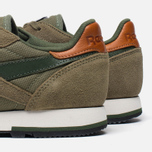 Мужские кроссовки Reebok Classic Leather Utility Cargo/Green фото- 6