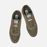 Мужские кроссовки Reebok Classic Leather Utility Cargo/Green фото- 4