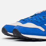 Мужские кроссовки Reebok Classic Leather Vintage Inspired Blue/Steel/Brass фото- 4