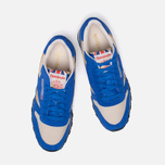 Мужские кроссовки Reebok Classic Leather Vintage Inspired Blue/Steel/Brass фото- 3
