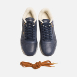 Мужские кроссовки Reebok Classic Leather Winter Navy/Brown фото- 8