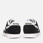Мужские кроссовки Reebok Classic Nylon Black/White фото- 3