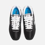 Мужские кроссовки Reebok Classic Nylon Black/White фото- 4