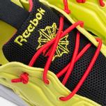 Мужские кроссовки Reebok Furylite Black/Green/Red фото- 6
