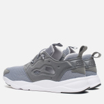Reebok Furylite Sneakers Grey/White photo- 2