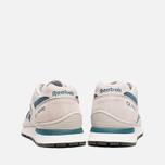 Мужские кроссовки Reebok GL 6000 Steel/Blue фото- 3