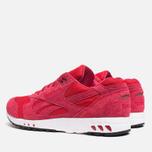 Reebok Inferno Sport Sneakers Cranberry/Scarlet/White photo- 2