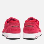 Reebok Inferno Sport Sneakers Cranberry/Scarlet/White photo- 3