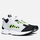 Мужские кроссовки Reebok Instapump Fury Road Black/Grey/Green фото- 1