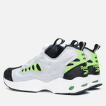 Мужские кроссовки Reebok Instapump Fury Road Black/Grey/Green фото- 2