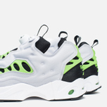 Мужские кроссовки Reebok Instapump Fury Road Black/Grey/Green фото- 7