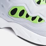 Reebok Instapump Fury Road Men's Sneakers Black/Grey/Green photo- 6