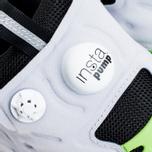 Reebok Instapump Fury Road Men's Sneakers Black/Grey/Green photo- 5
