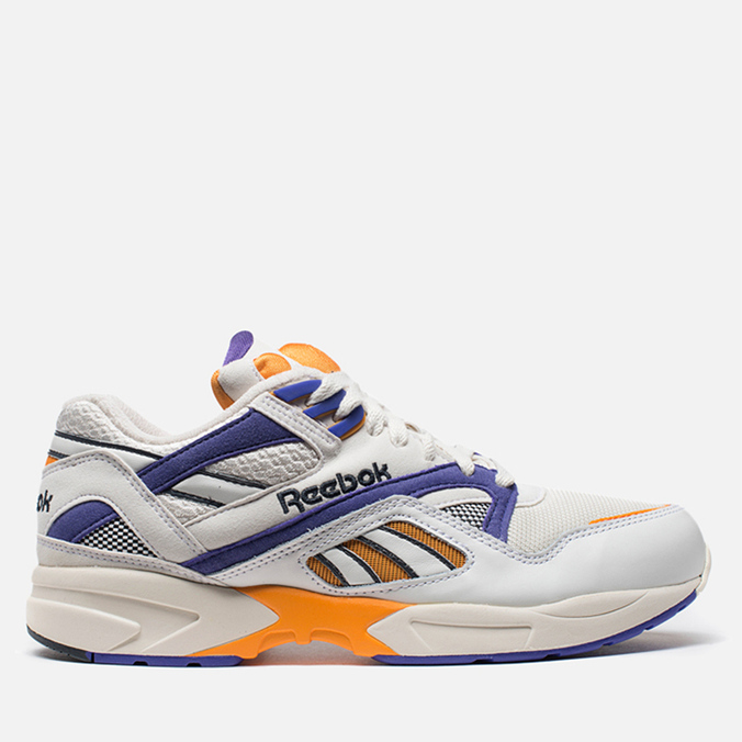 Мужские кроссовки Reebok Pump Graphlite Vintage Chalk/Sand/Purple