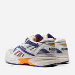 Мужские кроссовки Reebok Pump Graphlite Vintage Chalk/Sand/Purple фото- 2