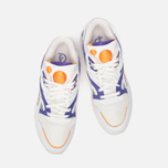 Мужские кроссовки Reebok Pump Graphlite Vintage Chalk/Sand/Purple фото- 4