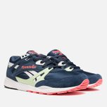 Мужские кроссовки Reebok Ventilator Navy/Sea Glass/Pink/White фото- 1