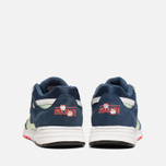 Мужские кроссовки Reebok Ventilator Navy/Sea Glass/Pink/White фото- 3