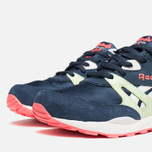 Мужские кроссовки Reebok Ventilator Navy/Sea Glass/Pink/White фото- 5