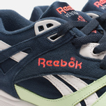 Мужские кроссовки Reebok Ventilator Navy/Sea Glass/Pink/White фото- 7