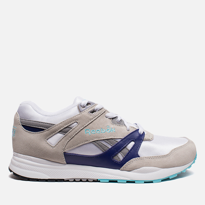 Мужские кроссовки Reebok Ventilator White/Chalk/Blue/Violet
