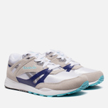 Мужские кроссовки Reebok Ventilator White/Chalk/Blue/Violet фото- 1