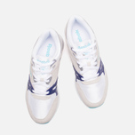 Мужские кроссовки Reebok Ventilator White/Chalk/Blue/Violet фото- 4