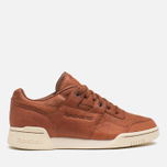 Мужские кроссовки Reebok Reebok Workout Plus Horween Sneakers Cognac/Moon фото- 0